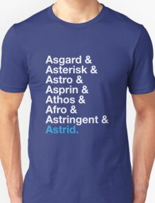 That's A Beautiful Name. T-Shirt