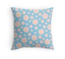 Partynauseous Throw Pillow