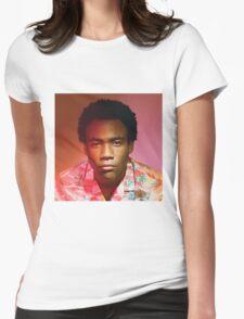 Childish Gambino | Because The Internet | Tee |  Womens Fitted T-Shirt
