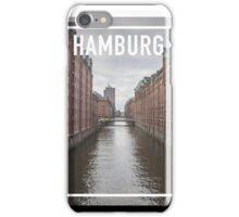 HAMBURG FRAME iPhone Case/Skin