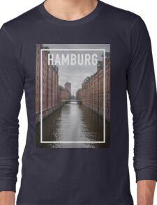 HAMBURG FRAME Long Sleeve T-Shirt