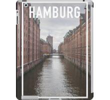 HAMBURG FRAME iPad Case/Skin