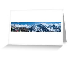Gokyo Ri, Nepal Greeting Card