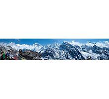 Gokyo Ri, Nepal Photographic Print