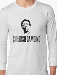 Childish Gambino | Stencil | Tee | Long Sleeve T-Shirt