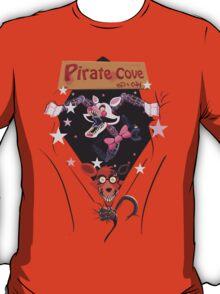 We Love Foxy and Mangle T-Shirt