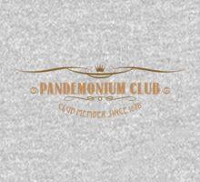 Pandemonium Club One Piece - Long Sleeve