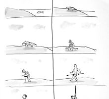 the evolution of giving up...... by Loui  Jover