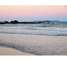 Dusk over Great Keppel Island Photographic Print