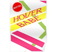 Hover Babe  Poster