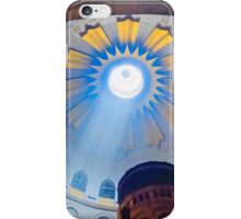 Jerusalem: The Church of the Holy Sepulcher dome. iPhone Case/Skin