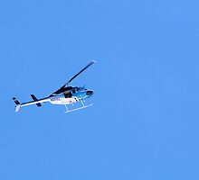 Bell Helicopter  by Don Siebel