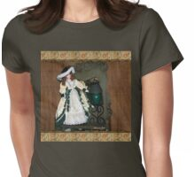 Antiques and Collectibles ~ Doll Womens Fitted T-Shirt