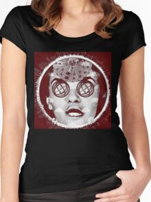 Side Effects Women's Fitted Scoop T-Shirt