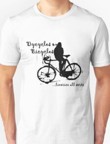Dycycles on Bicycles T-Shirt