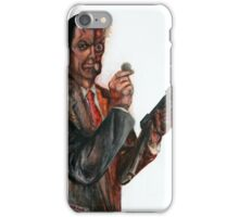 Justice is served  iPhone Case/Skin