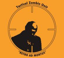 Tactical Zombie Unit (TZU) by borstal