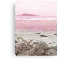 Aesthetic Nature Canvas Print