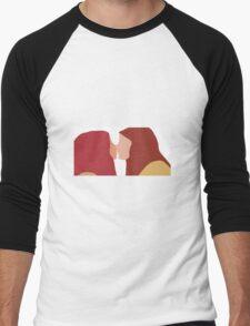 Tara&Willow Men's Baseball ¾ T-Shirt