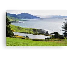 Beautiful Boat Harbour Canvas Print