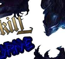 League Of Legends Nocturne By JesseJames Sticker