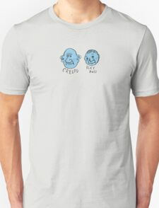 Creepo and Icky Puss T-Shirt