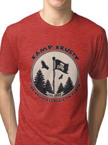 Kamp Krusty Tri-blend T-Shirt
