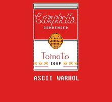 """Andy """"ASCII"""" Warhol Unisex T-Shirt"""