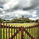 Castle Gates by JEZ22