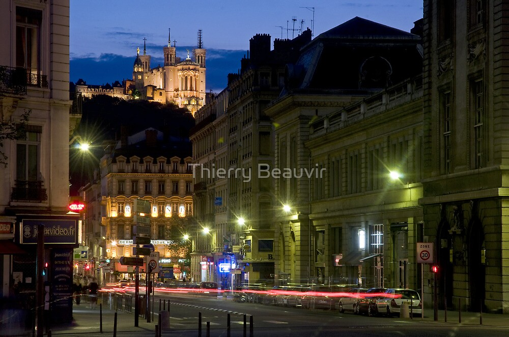 France - Lyon by Thierry Beauvir