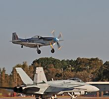 Generations Cross-Over, Mustang and Hornet by bazcelt