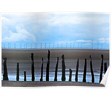 Solway Firth Windfarm Poster
