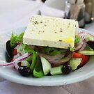 Lovely Greek salad by shuzhens