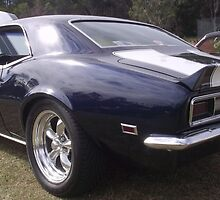 ss camaro by stephen walters