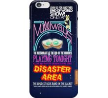 Miliways! The Restaurant at the end of the Universe... iPhone Case/Skin