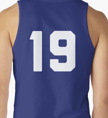 #19 (nineteen) Tank Top