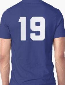 #19 (nineteen) Unisex T-Shirt
