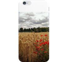 Red corn  iPhone Case/Skin