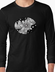 Midnight Ink Water Lily T-Shirt