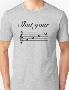Funny Music Design T-Shirt