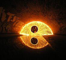 Fire in da hole by Jarrod Lees