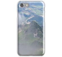 Up Through the Clouds iPhone Case/Skin