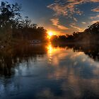 Murray River #6 | Echuca | Victoria by Bill Fonseca