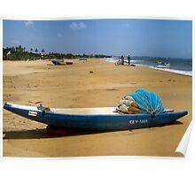 BEACH BIKES 2. SRI LANKA. Poster