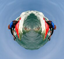 Carve the Little Planet by phil hemsley