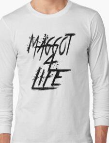 Slipknot Maggot For Life Long Sleeve T-Shirt