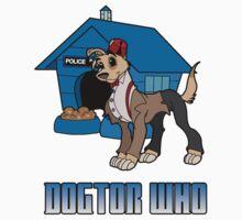 Dogtor Who 11 Baby Tee