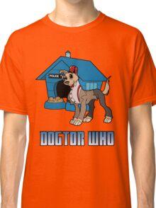 Dogtor Who 11 Classic T-Shirt