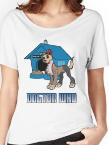 Dogtor Who 11 Women's Relaxed Fit T-Shirt