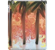 Palm Trees In Sunset iPad Case/Skin